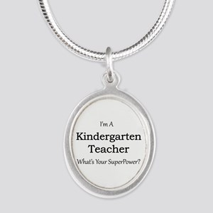 Kindergarten Teacher Necklaces