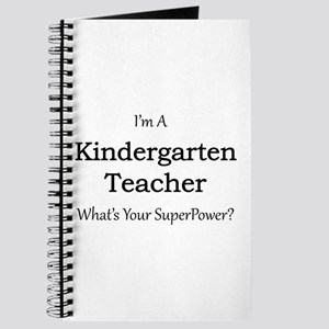 Kindergarten Teacher Journal