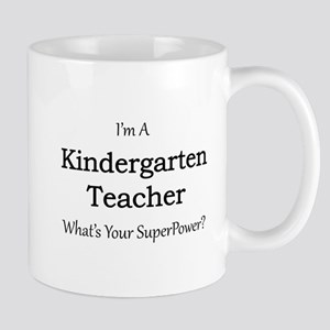 Kindergarten Teacher Mugs