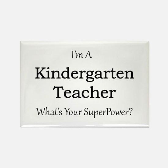Kindergarten Teacher Magnets