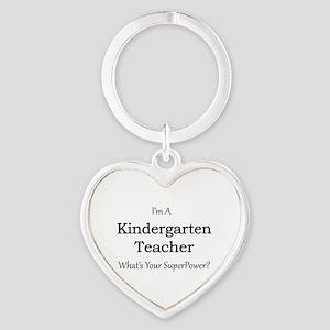 Kindergarten Teacher Keychains