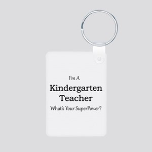 Kindergarten Teacher Keychains