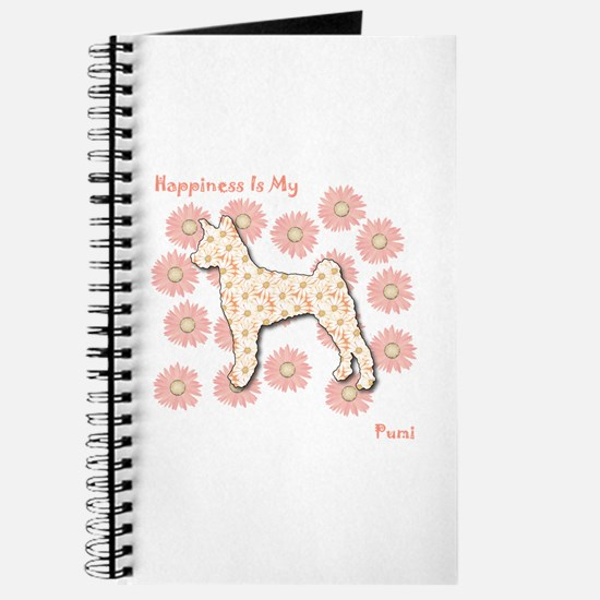 Pumi Happiness Journal