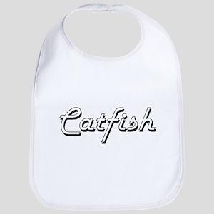 Catfish Classic Retro Design Bib