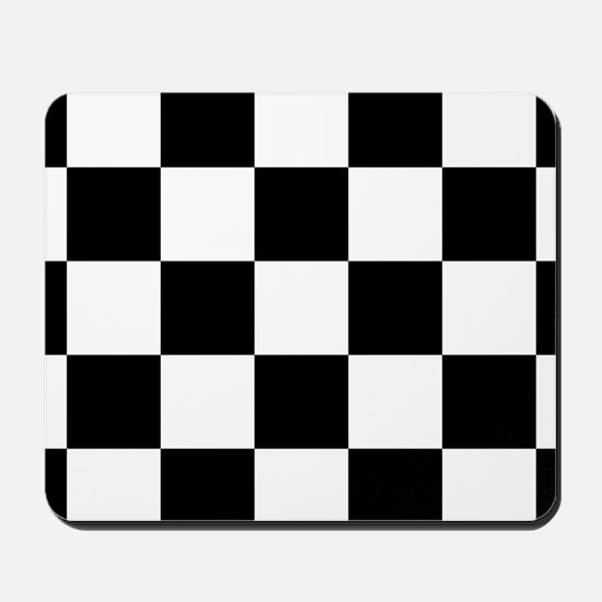 checker board Mousepad
