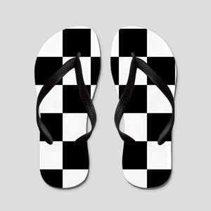 checker board Flip Flops