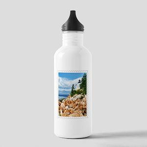Bass Harbor Acadia Nat Stainless Water Bottle 1.0L