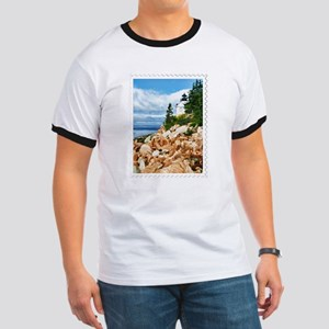 Bass Harbor Acadia Na T-Shirt