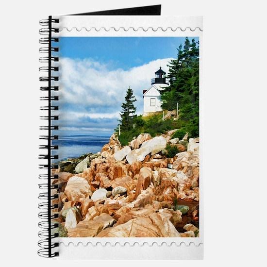 Bass Harbor Acadia National Park Maine Journal
