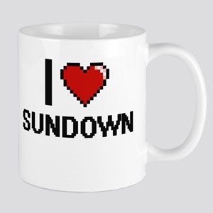 I love Sundown Digital Design Mugs