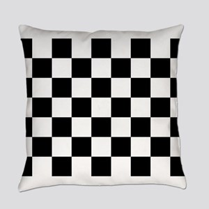checker board Everyday Pillow