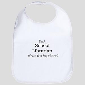 School Librarian Bib