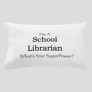School Librarian Pillow Case