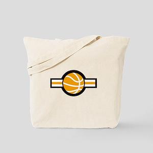 basketball stripe Tote Bag
