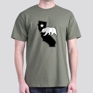 California State Bear Flag T-Shirt