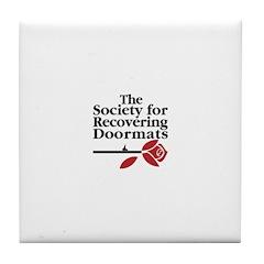 The Society Tile Coaster