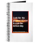 Glimmer Of Hope Journal