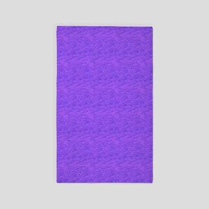 Purple Wash Area Rug