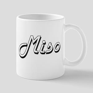 Miso Classic Retro Design Mugs