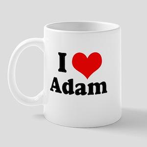 I Heart Adam Mug