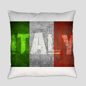 Vintage ITALY Everyday Pillow