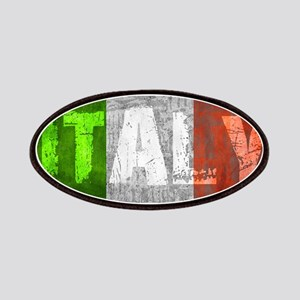 Vintage ITALY Patch