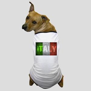 Vintage ITALY Dog T-Shirt