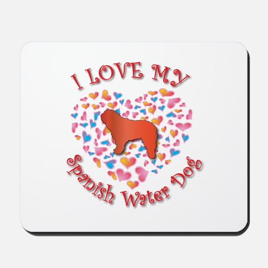 Love SWD Mousepad