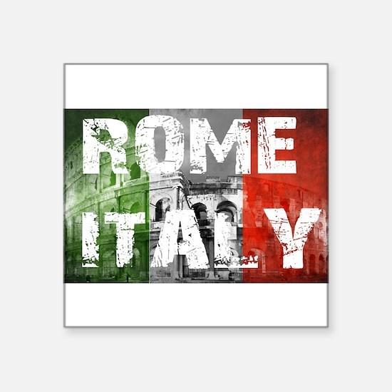 ROME ITALY Sticker