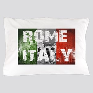 ROME ITALY Pillow Case