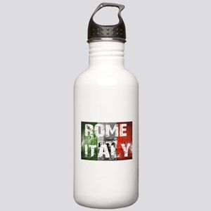 ROME ITALY Stainless Water Bottle 1.0L