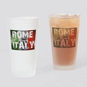 ROME ITALY Drinking Glass