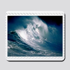 Rogue Wave in the Middle of the Ocean St Mousepad