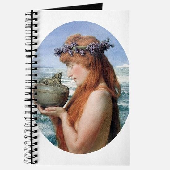 Pandora by Alma Tadema Journal