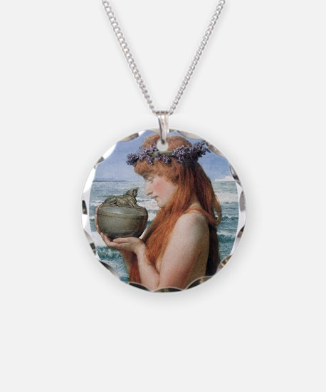 Pandora by Alma Tadema Necklace