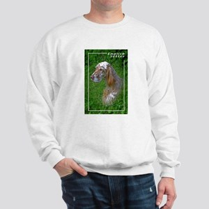 English Setter-3 Sweatshirt