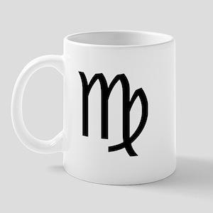 Virgo Symbol Mug