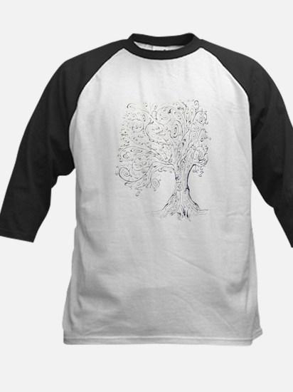 Whimsy tree Baseball Jersey