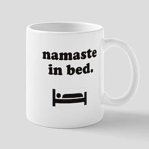 Namaste in Bed Mugs