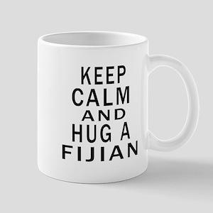 Keep Calm And Fijian Designs Mug