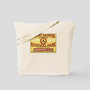 Mount Rainier National Park ( Tote Bag