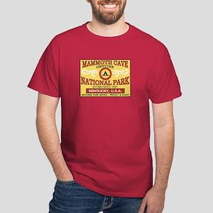 Mammoth Cave National Park Dark T-Shirt