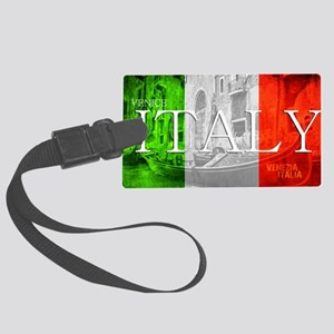 VENICE ITALY GONDOLA Large Luggage Tag
