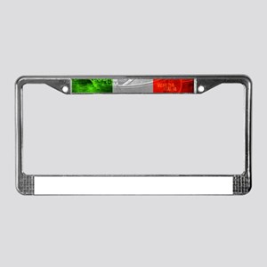 VENICE ITALY GONDOLA License Plate Frame