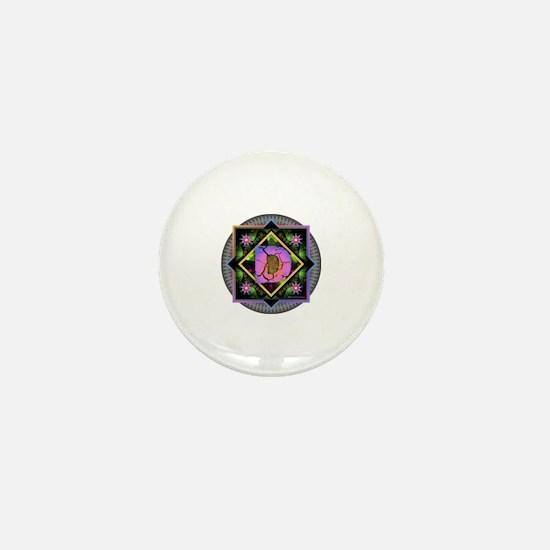 Cute Deanna Mini Button
