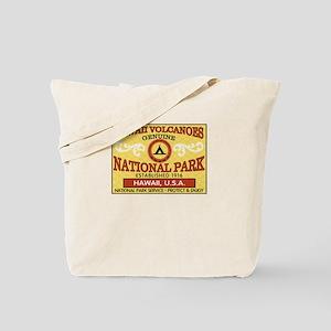 Hawaii Volcanoes National Par Tote Bag