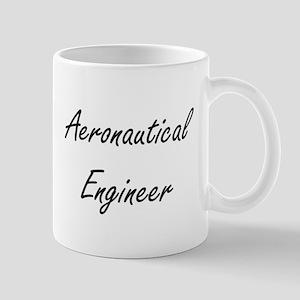 Aeronautical Engineer Artistic Job Desi Mugs