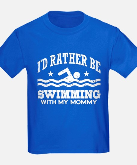 I'd Rather Be Swimming With My M T
