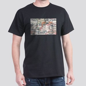 stock certificate collection T-Shirt
