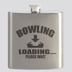 Bowling Loading Please Wait Flask